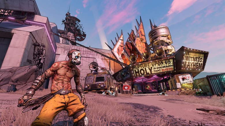 Pandora Screenshot Bandit - Borderlands 3