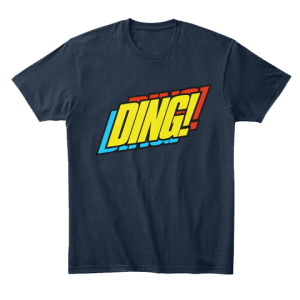 Tshirt – DING DING DING