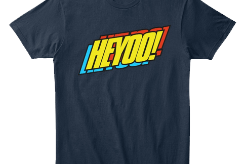 heyoo shirt by MentalMars
