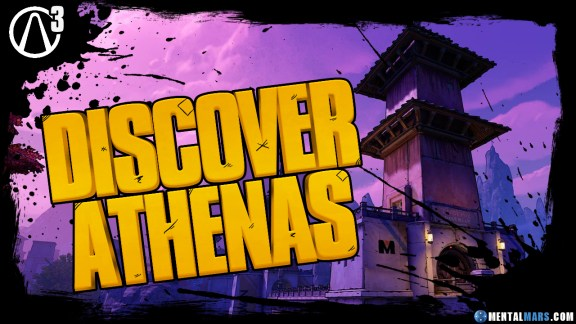 Discover Athenas - Borderlands 3