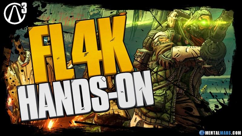 FL4K Hands-On Impression - Borderlands 3