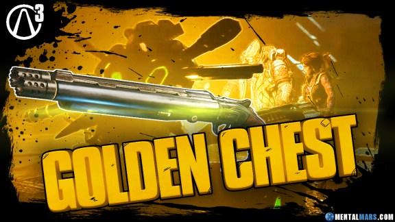 Golden Chest on Sanctuary III - Borderlands 3
