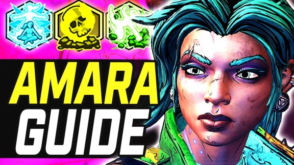 Amara - Beginner Guide - Borderlands 3