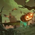 Bloody Harvest - Rakk-O'-Lanterns - Borderlands 3