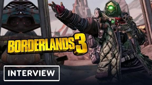 Borderlands 3 Gamescom Interview