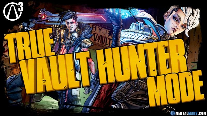 Borderlands 3 True Vault Hunter Mode