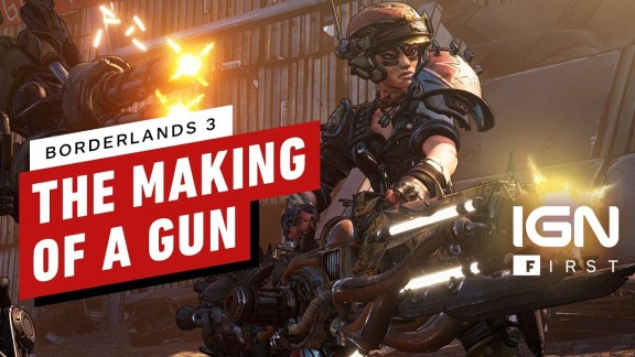 Making Guns for Borderlands 3