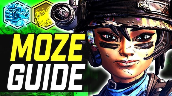 Moze - Beginner Guide - Borderlands 3