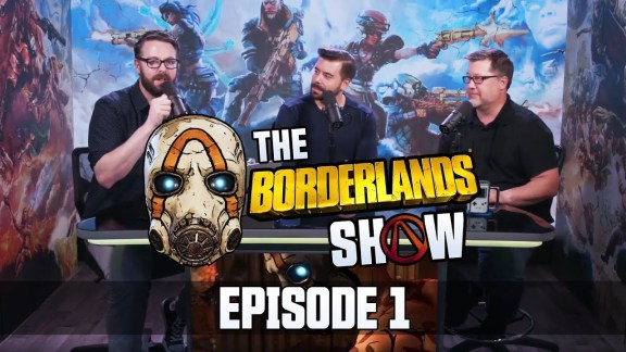 The Borderlands Show - episode 1
