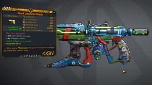 Borderlands 3 Legendary COV Pistol - SkekSil