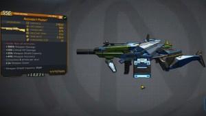 Borderlands 3 Legendary Hyperion Shotgun - Phebert