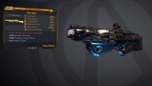 Borderlands 3 Legendary Maliwan Shotgun - Mind-Killer
