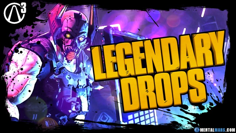 Borderlands 3 Farmable Bosses And Their Legendary Drop Guide