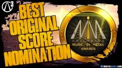 Borderlands 3 Best Original Score Nomination