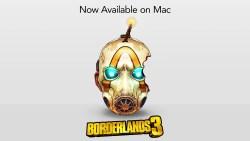 Borderlands 3 on MAC