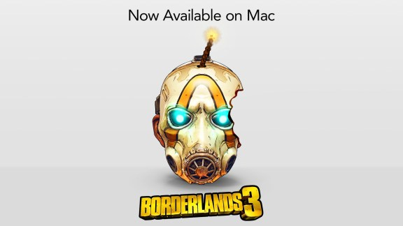 Borderlands 3 on MAC