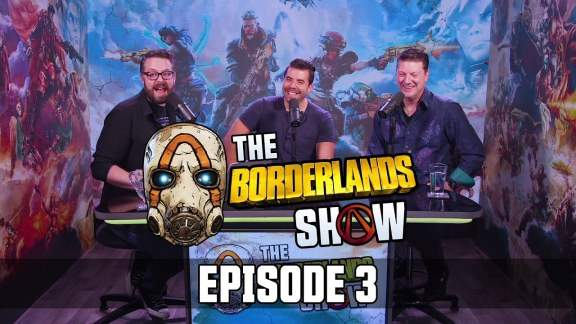 The Borderlands Show - Episode 3 with Randy Pitchford