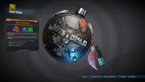 Borderlands 3 Legendary Gunner Class Mod - Raging Bear