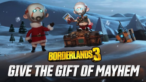 Borderlands 3 the Gift of Mayhem