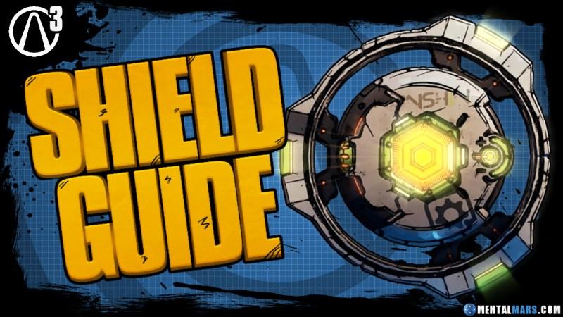 Borderlands 3 Shield Guide