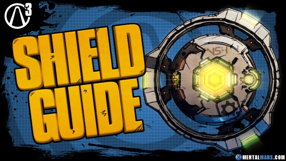 Borderlands 3 Shield Guide