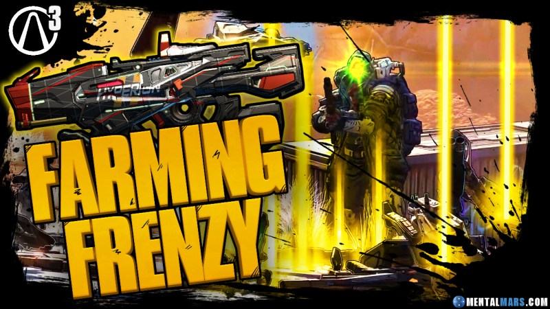Farming Frenzy - Borderlands 3 Event