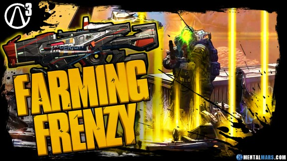 Farming Frenzy - Borderlands 3 Event