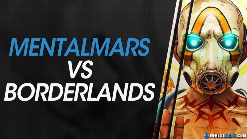 MentalMars Top Competitor to Borderlands