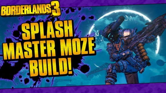 Moze - Splash Master Build by Joltzdude139 - Borderlands 3