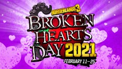 Borderlands 3 Broken Hearts Day 2021