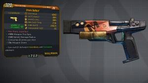 Borderlands 3 Legendary Maliwan Pistol - Sellout