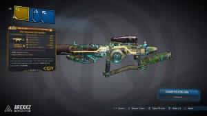 Borderlands 3 Legendary COV Assault Rifle - Seeryul Killur