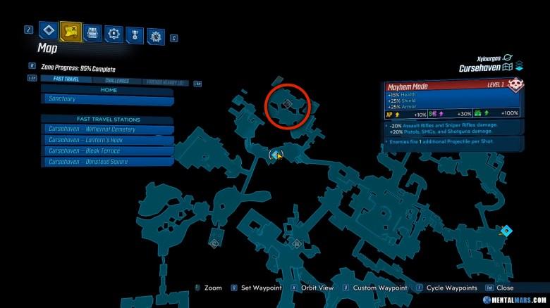 Borderlands 3 Legendary Jakobs Assault Rifle - Clairvoyance Guide