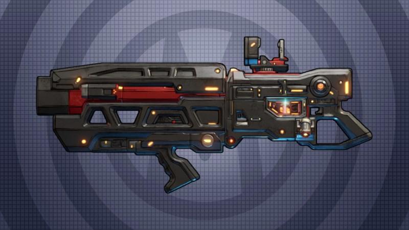 Borderlands 3 Legendary Shotgun - Flama Diddle