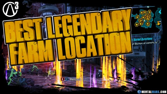 Best Legendary Farm Location in Borderlands 3