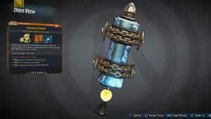 Borderlands 3 Legendary Siren Class Mod - Nimbus