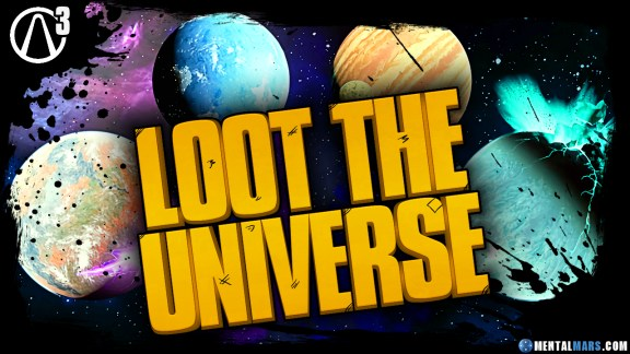 Borderlands 3 Loot the Universe Event
