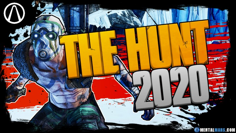 Borderlands the Hunt 2020