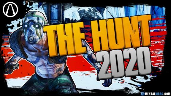 Borderlands the Hunt 2020
