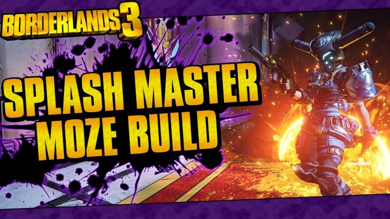 Moze - Splash Master Build 2 by Joltzdude139 - Borderlands 3
