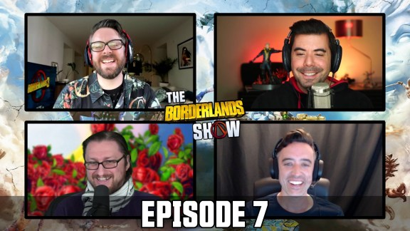 The Borderlands Show – Episode 7 with Matt Cox