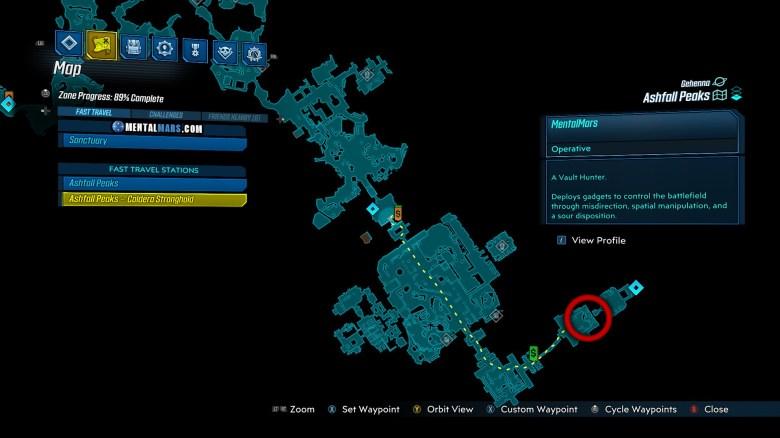 Kormash Spawn Location - Borderlands 3 Bounty of Blood