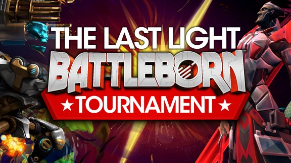 Battleborn Last Light Tournament