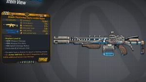 Borderlands 3 Legendary Torgue Assault Rifle - Lovable Rogue