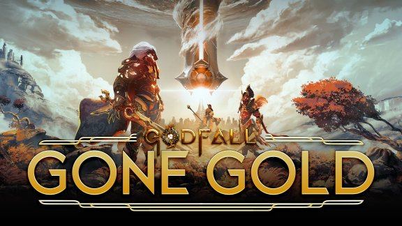 Godfall Gone Gold