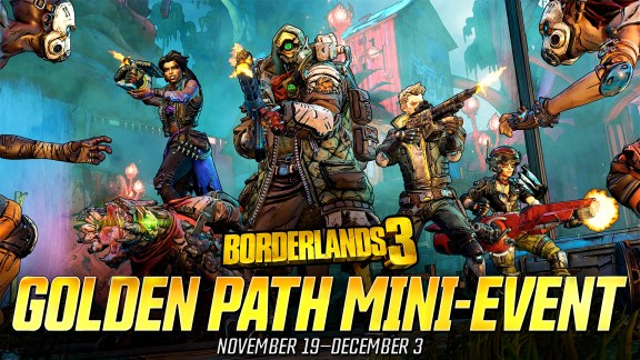 Golden Path Mini-Event - Borderlands 3