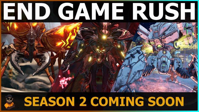 Borderlands 3 End Game Challenge Season 2 Coming Soon