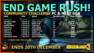Borderlands 3 End Game Rush Season 1 PC