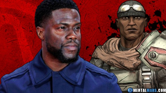 Kevin Hart as Roland in Borderlands Movie