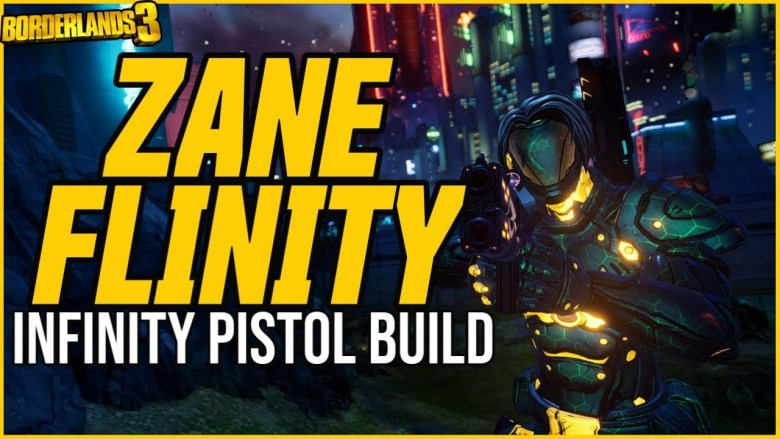 Zane Flinity Build - Borderlands 3